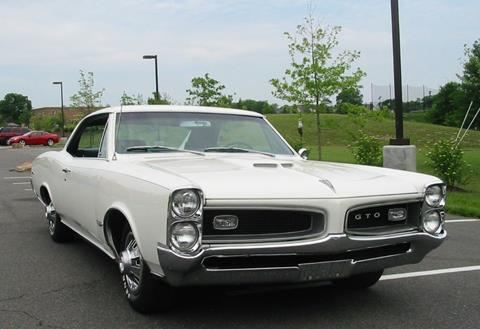 1966 Pontiac GTO for sale in Harpers Ferry, WV