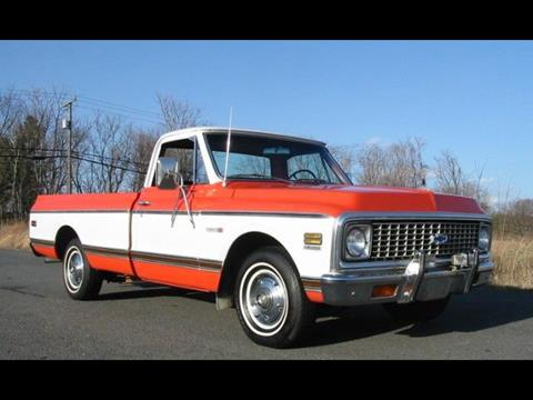 1972 Chevrolet C K 10 Series For Sale In Harpers Ferry Wv