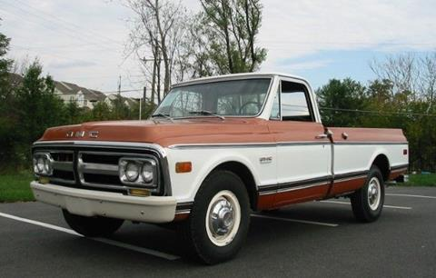 1972 GMC Sierra 2500