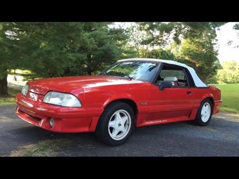 1992 Ford Mustang for sale in Harpers Ferry, WV