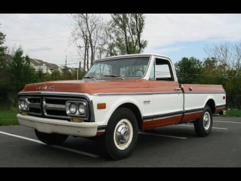 1972 GMC Sierra 2500 for sale at CHAMPION PRE-OWNED CLASSICS in Harpers Ferry WV