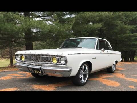 1965 Dodge Coronet for sale at CHAMPION PRE-OWNED CLASSICS in Harpers Ferry WV