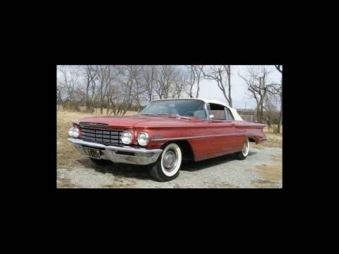 1960 Oldsmobile Eighty-Eight for sale at CHAMPION PRE-OWNED CLASSICS in Harpers Ferry WV