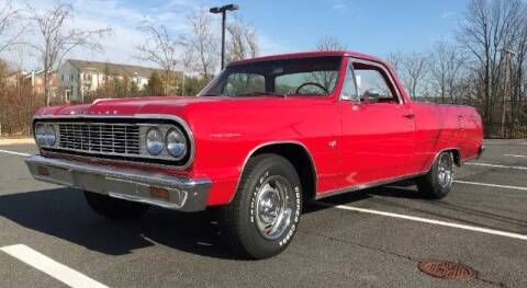1964 Chevrolet El Camino for sale at CHAMPION PRE-OWNED CLASSICS in Harpers Ferry WV