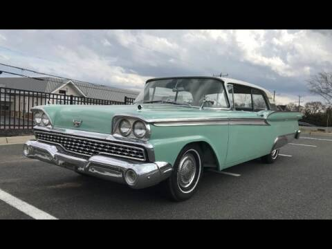 1959 Ford Galaxie for sale at CHAMPION PRE-OWNED CLASSICS in Harpers Ferry WV