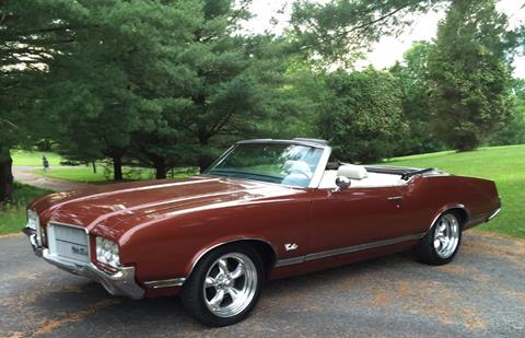 1971 Oldsmobile Cutlass Supreme for sale in Harpers Ferry, WV