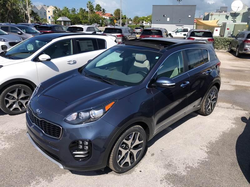 2019 Kia Sportage SX Turbo 4dr SUV   Key West FL