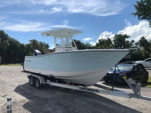 2021 SEA BORN SX239 OFFSHORE for sale at Key West Kia - Wellings Automotive & Suzuki Marine in Marathon FL
