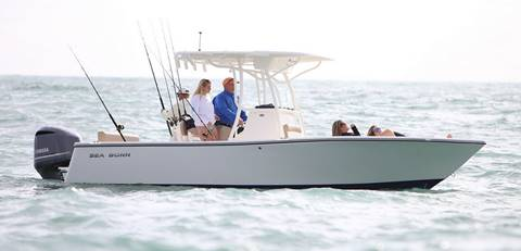 2020 SEA BORN LX24 CC for sale at Key West Kia - Wellings Automotive & Suzuki Marine in Marathon FL