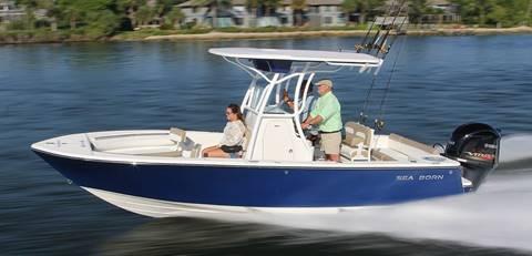 2021 SEA BORN LX22 CC for sale at Key West Kia - Wellings Automotive & Suzuki Marine in Marathon FL