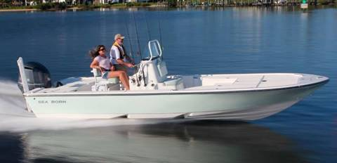 2021 SEA BORN BAY FX24 for sale at Key West Kia - Wellings Automotive & Suzuki Marine in Marathon FL