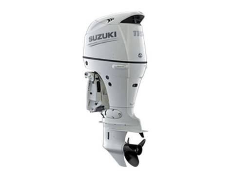 2020 Suzuki 115hp for sale at Key West Kia - Wellings Automotive & Suzuki Marine in Marathon FL