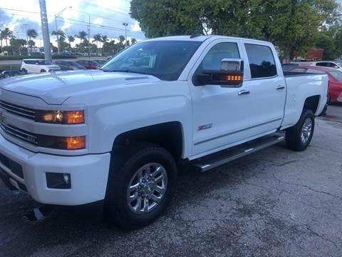 2016 Chevrolet Silverado 3500HD for sale at Key West Kia - Wellings Automotive & Suzuki Marine in Marathon FL