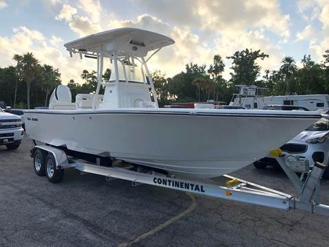 2020 SEA BORN LX24 CC for sale in Marathon, FL