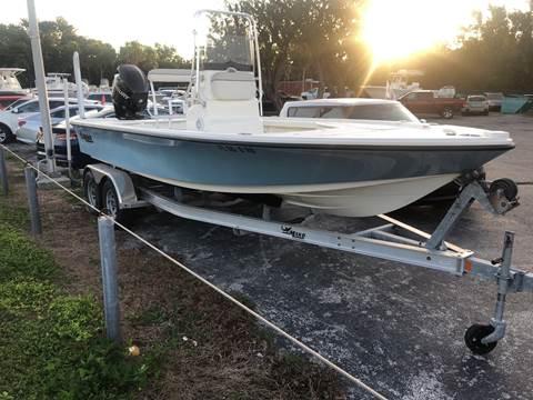 2016 Mako 21 LTS Bay for sale at Key West Kia - Wellings Automotive & Suzuki Marine in Marathon FL