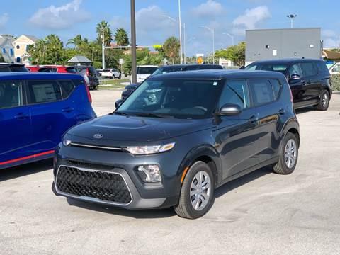 2020 Kia Soul for sale at Key West Kia in Key West Or Marathon FL