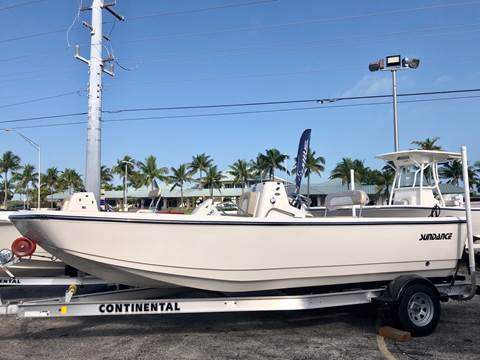 2020 Sundance DX20 Hull for sale at Key West Kia - Wellings Automotive & Suzuki Marine in Marathon FL