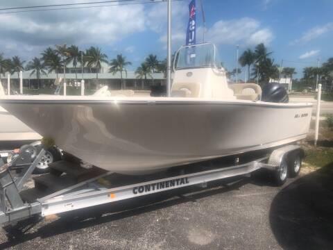 2020 SEA BORN LX21 for sale at Key West Kia - Wellings Automotive & Suzuki Marine in Marathon FL
