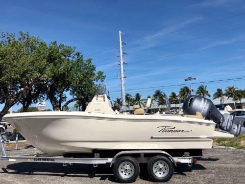 2020 Pioneer 202 ISLANDER for sale at Key West Kia - Wellings Automotive & Suzuki Marine in Marathon FL
