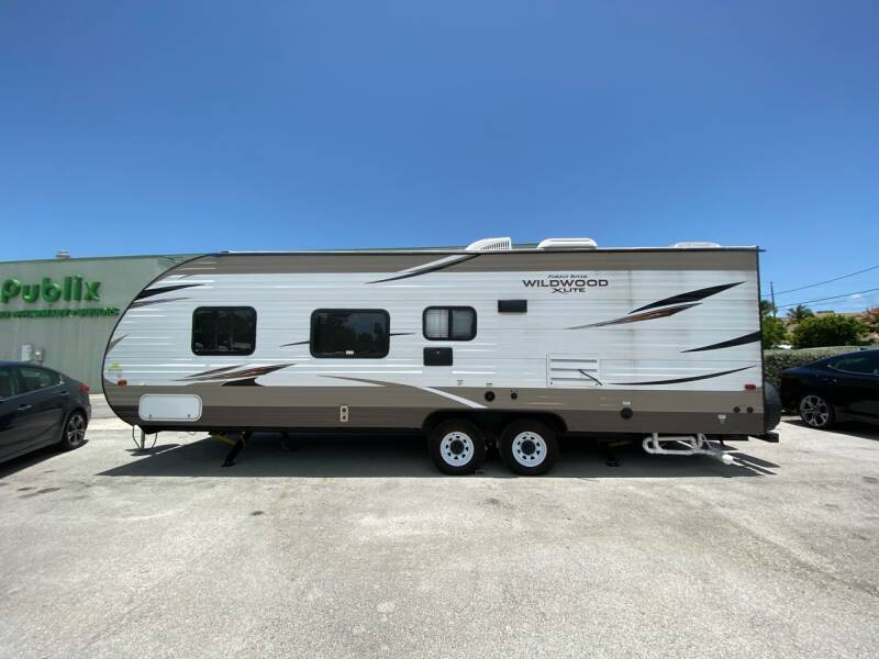 2019 Forest River inc. Wildwood Xlite for sale at Key West Kia in Key West Or Marathon FL