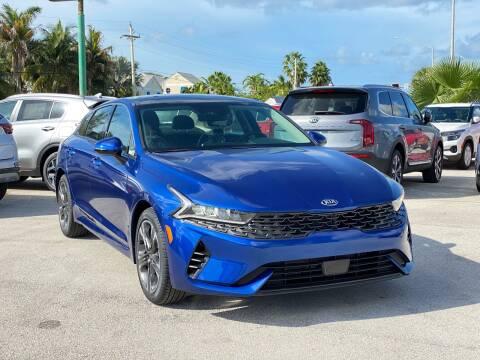 2021 Kia K5 for sale at Key West Kia in Key West Or Marathon FL