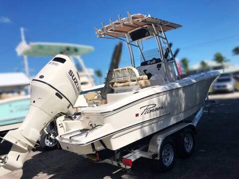 2021 Pioneer 202 Sportfish for sale at Key West Kia in Key West Or Marathon FL