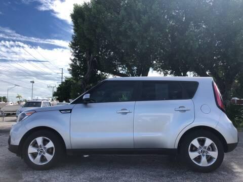 2017 Kia Soul for sale at Key West Kia - Wellings Automotive & Suzuki Marine in Marathon FL