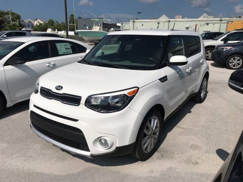 2018 Kia Soul for sale at Key West Kia in Key West Or Marathon FL