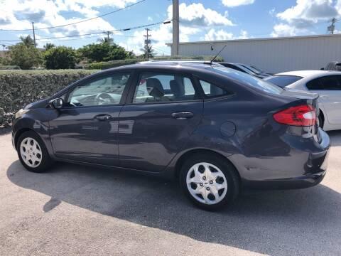 2013 Ford Fiesta for sale at Key West Kia in Key West Or Marathon FL