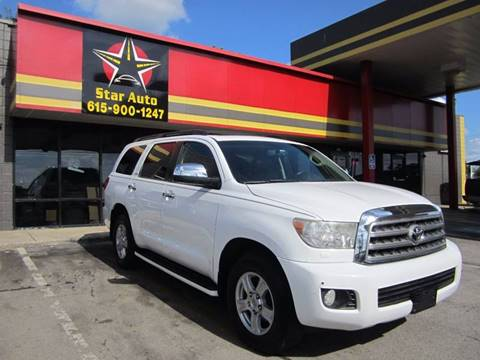 2008 Toyota Sequoia for sale at Star Auto Inc. in Murfreesboro TN