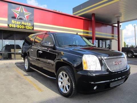 2007 GMC Yukon XL for sale at Star Auto Inc. in Murfreesboro TN