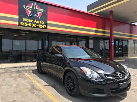 2011 Nissan Altima for sale at Star Auto Inc. in Murfreesboro TN