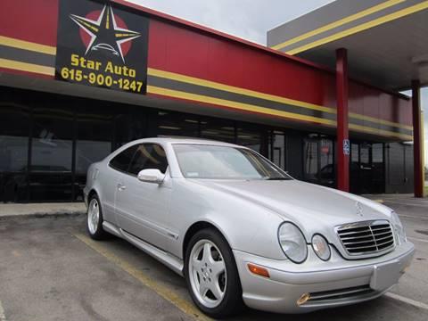2002 Mercedes-Benz CLK for sale at Star Auto Inc. in Murfreesboro TN