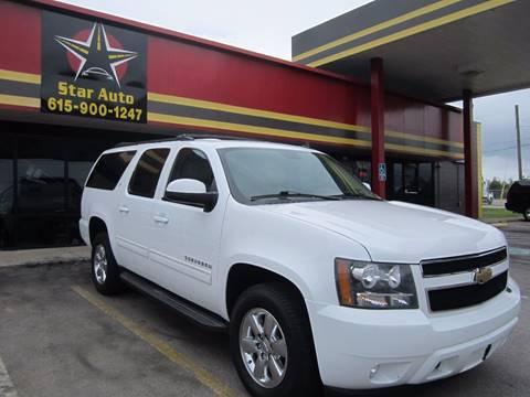 2010 Chevrolet Suburban for sale at Star Auto Inc. in Murfreesboro TN