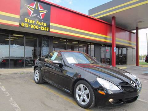 2006 Mercedes-Benz SLK for sale at Star Auto Inc. in Murfreesboro TN