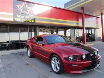 2008 Ford Mustang for sale at Star Auto Inc. in Murfreesboro TN