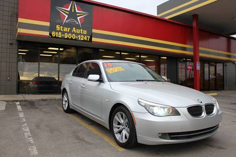 2010 BMW 5 Series for sale at Star Auto Inc. in Murfreesboro TN