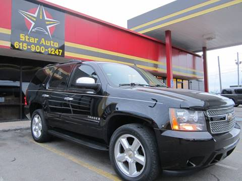 2008 Chevrolet Tahoe for sale at Star Auto Inc. in Murfreesboro TN