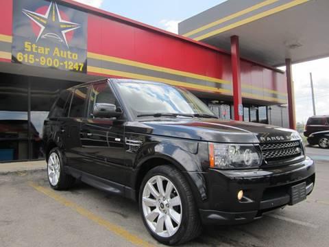 2013 Land Rover Range Rover Sport for sale at Star Auto Inc. in Murfreesboro TN