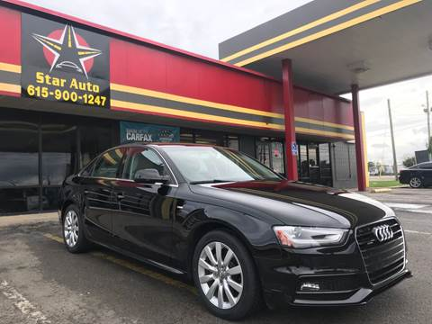 Audi Used Cars Used Cars For Sale Murfreesboro Star Auto Inc - Audi used cars for sale