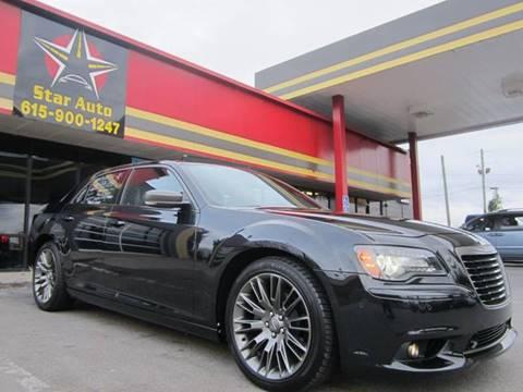 2013 Chrysler 300 for sale at Star Auto Inc. in Murfreesboro TN