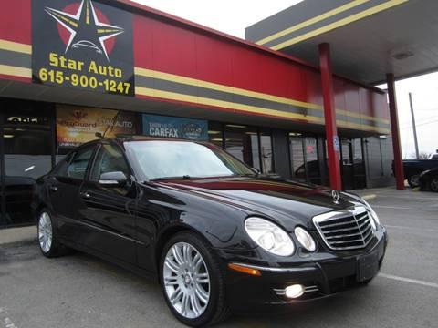 2008 Mercedes-Benz E-Class for sale at Star Auto Inc. in Murfreesboro TN