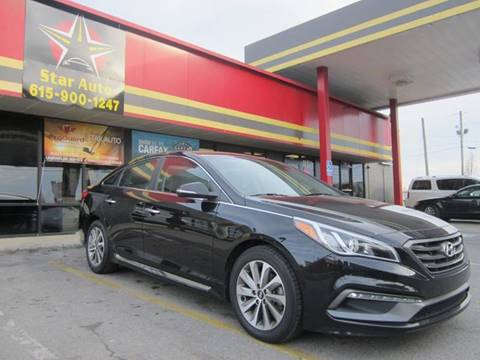 2016 Hyundai Sonata for sale at Star Auto Inc. in Murfreesboro TN