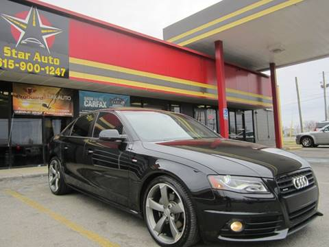 2012 Audi A4 for sale at Star Auto Inc. in Murfreesboro TN