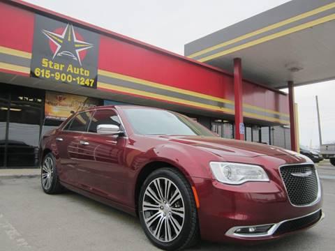 2016 Chrysler 300 for sale at Star Auto Inc. in Murfreesboro TN