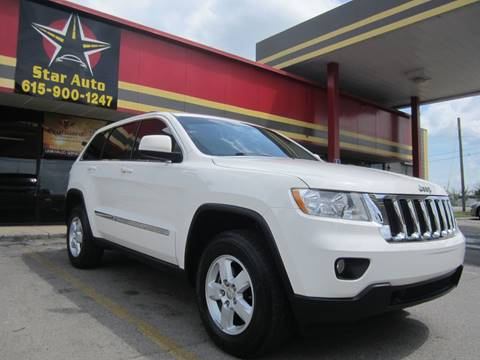 2012 Jeep Grand Cherokee for sale at Star Auto Inc. in Murfreesboro TN