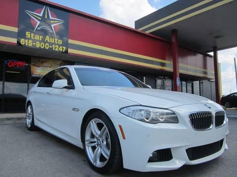 2013 BMW 5 Series for sale at Star Auto Inc. in Murfreesboro TN