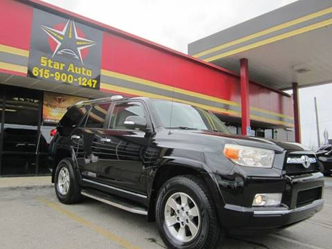 2011 Toyota 4Runner for sale at Star Auto Inc. in Murfreesboro TN