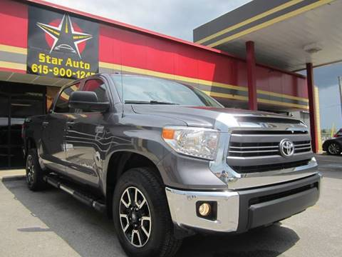 2015 Toyota Tundra for sale at Star Auto Inc. in Murfreesboro TN