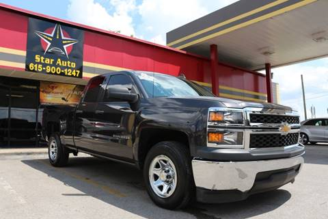 2015 Chevrolet Silverado 1500 for sale at Star Auto Inc. in Murfreesboro TN